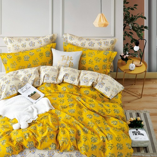 Pillowcase set 70 * 70 VIP TL20238 Love You Satin