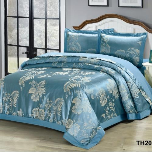 Pillowcase set 70 * 70 jacquard 2-59 Love You
