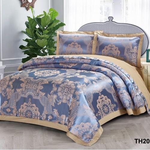 Pillowcase set 70 * 70 jacquard 2-56 Love You