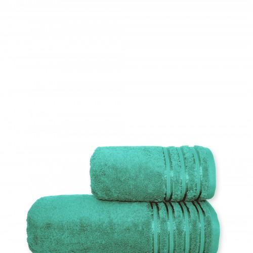 Towel VIP cotton light turquoise HomeBrand