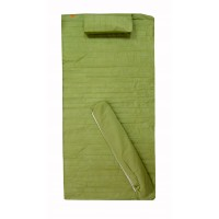 Olive beach mat