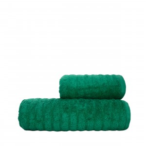 Dalga green towel HomeBrand