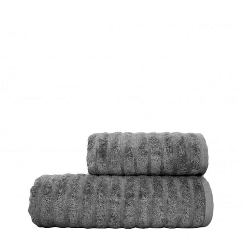 Dalga towel gray HomeBrand
