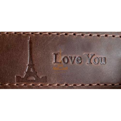 Woolen travel plaid 130 * 180 mustard Love You