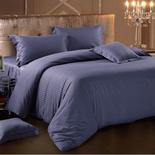 Pillowcase set T. BLUE 16-1 Love You 100% cotton, satin 70 * 70 cm