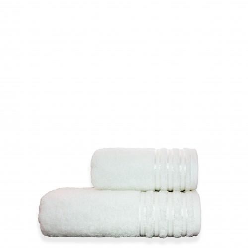 VIP cotton towel white HomeBrand
