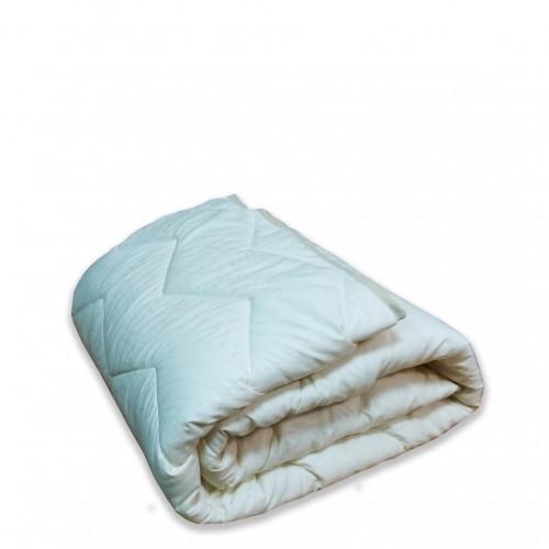 Одеяло стеганое антиалергенное Vladi 140x205 см Кремовый Love You