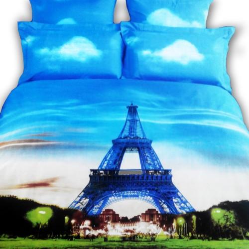 КПБ 3D Париж FS332 Love You