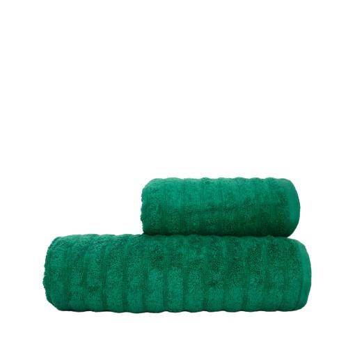 Dalga Towel Turquoise HomeBrand