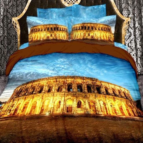 PBC 3D Colosseum CITY7 Love You